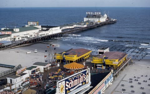 The Steel Pier: Family Fun in a Historical Setting