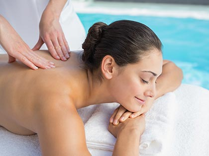 Relax & Rejuvenate Spa Package