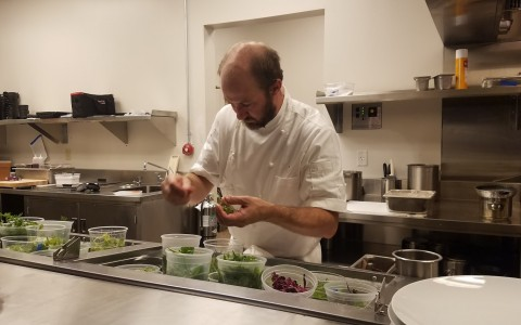 Executive Chef Zac Ladwig