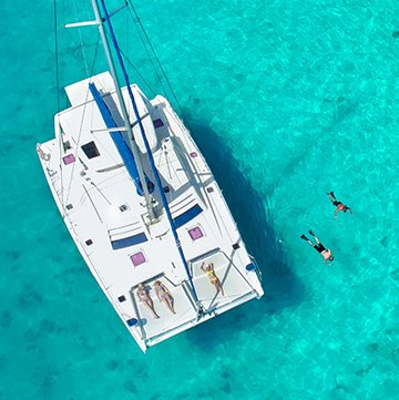 Sailing with Daydreamer & Coconut Cruises