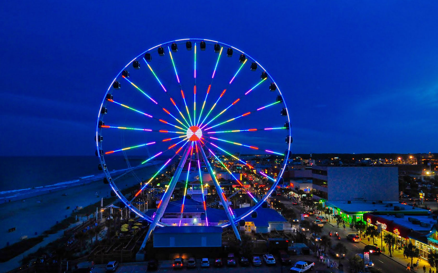 Myrtle Beach Eye In The Sky