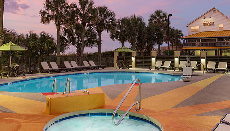 Hotel Revamps for more Visits to Surfside Beach