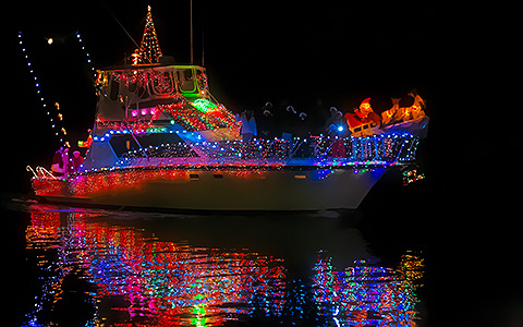 Intracoastal Christmas Regatta