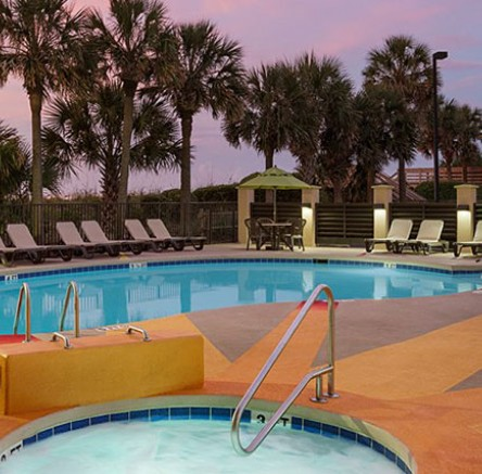 Special packages on Surfside Resort