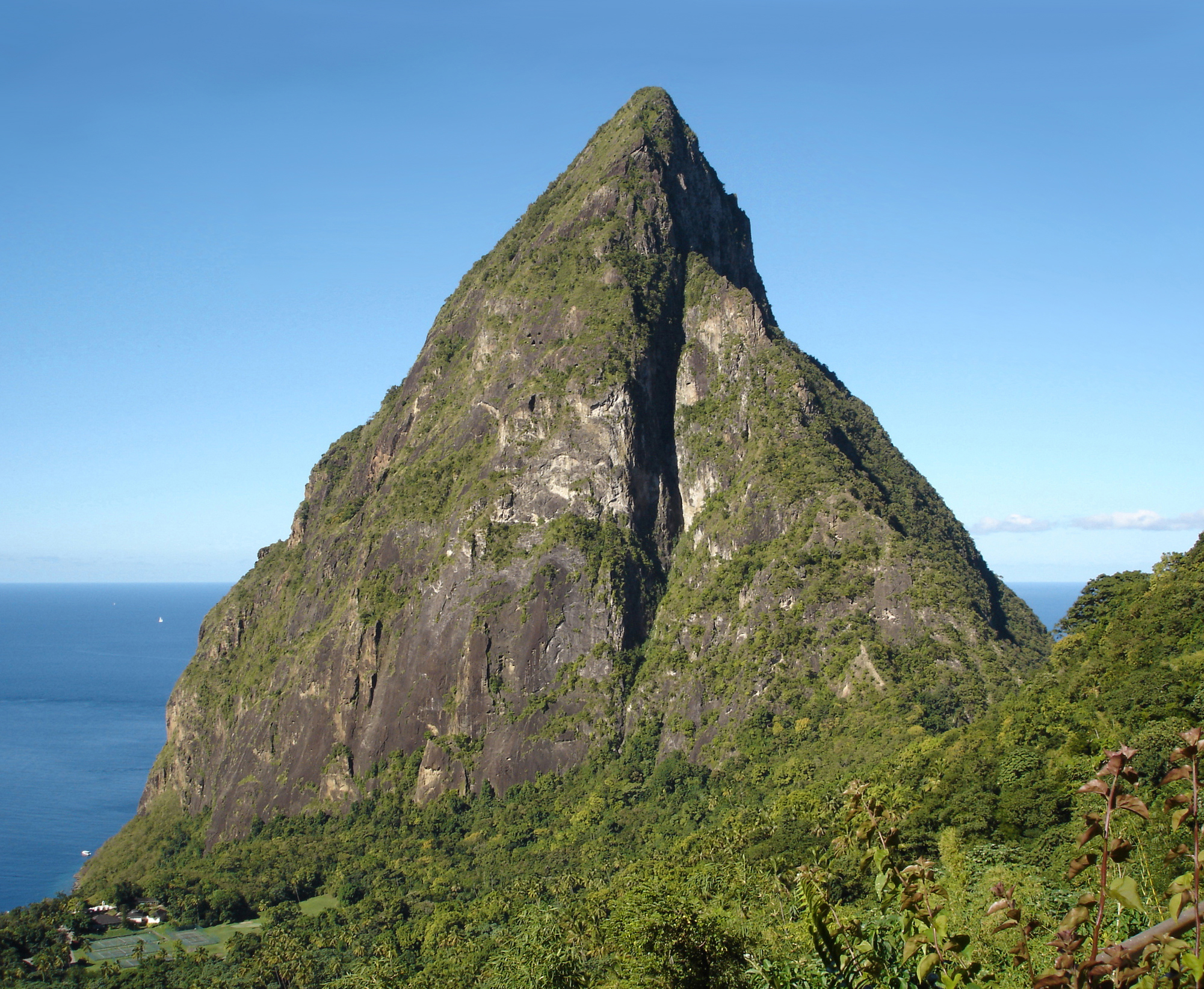 Thrill Dad with a St. Lucia Getaway