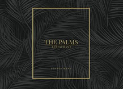 The Palms Menu