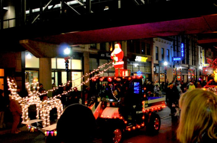 Walla Walla Holiday Parade of Lights