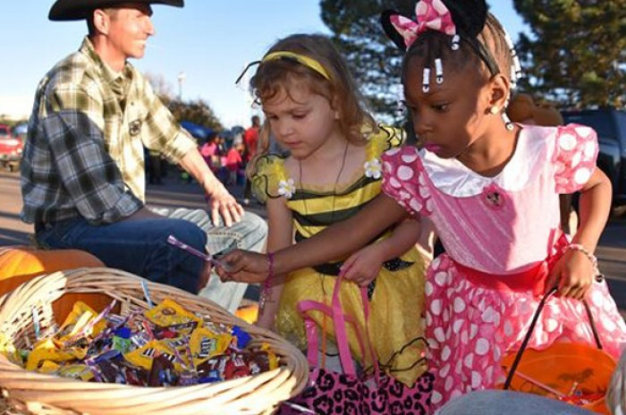 Downtown Merchants Trick-or-Treat Children's Costume Walk
