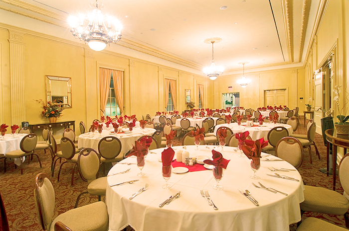 Historic Ballrooms