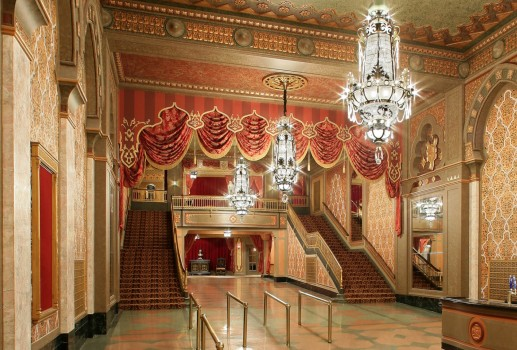The Tennessee Theater: A Performance Center Fit for a King