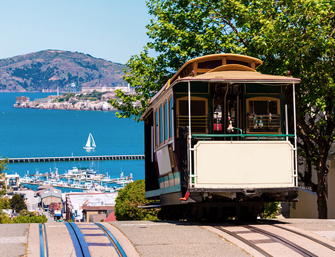 Cable Car Package