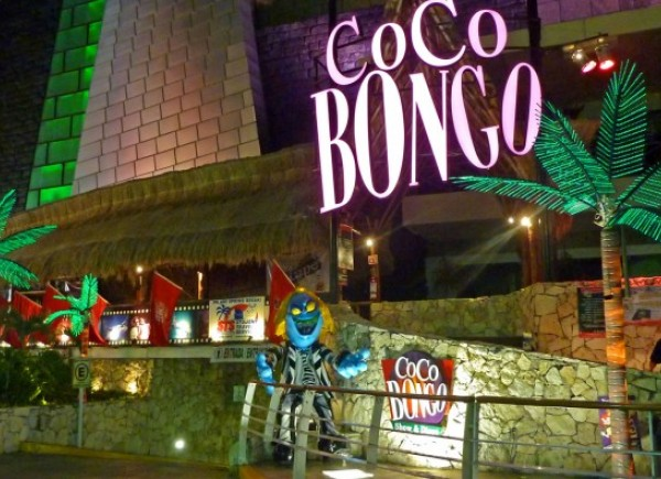 Capture the Coco Bongo Spirit