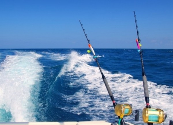Fishing on the Riviera Maya