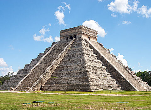 Early Access to Chichen Itza