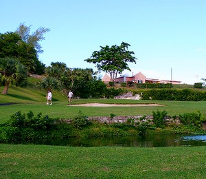 Oceanview golf bermuda