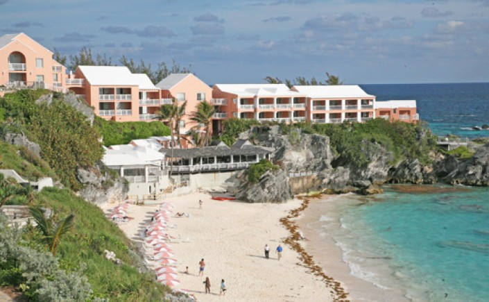 Best Bermuda Hotel The Reefs