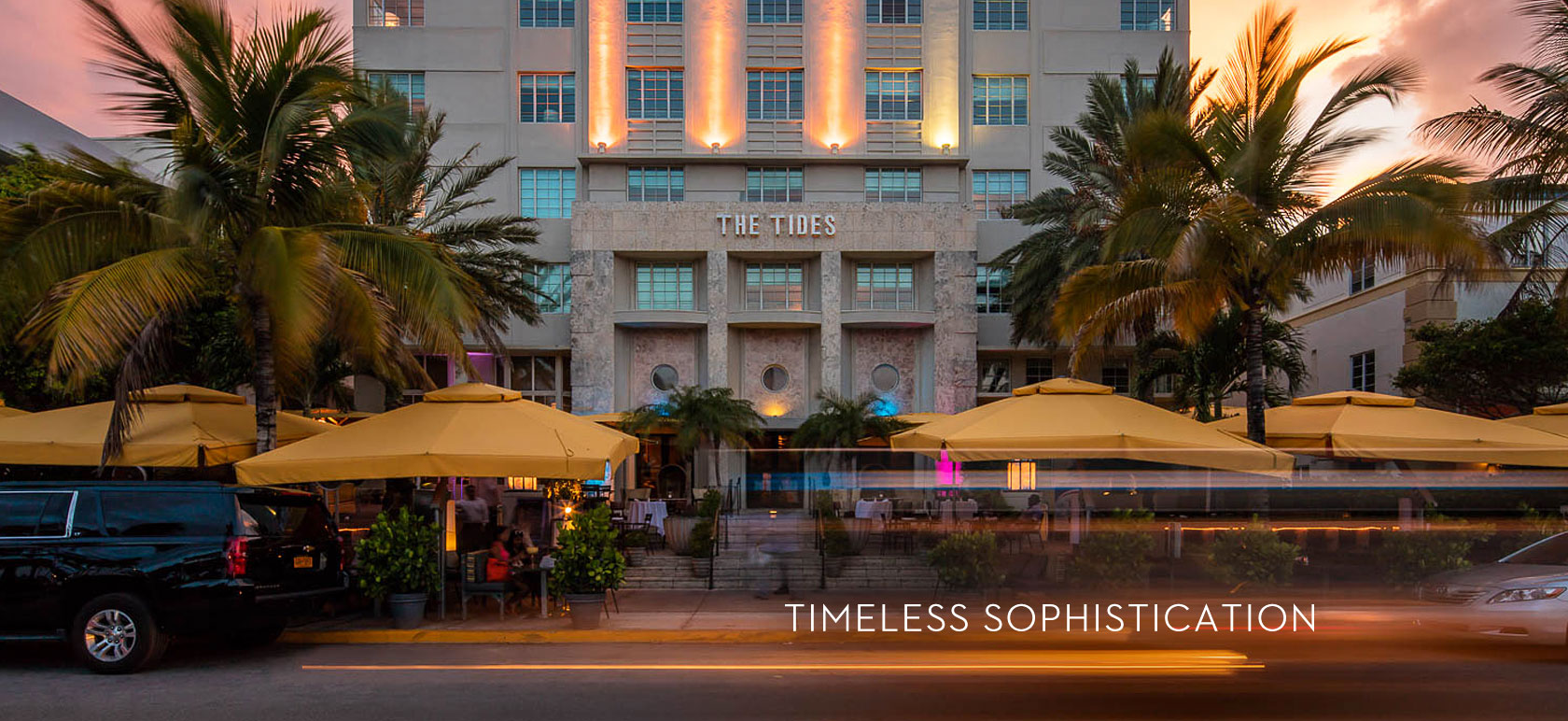 Tides south beach