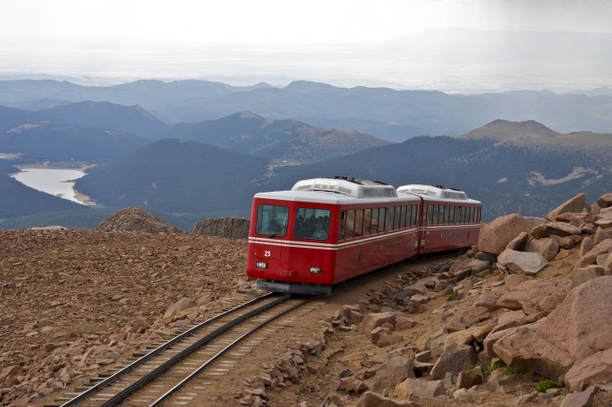 Enjoy Pike's Peak's Panoramic Views