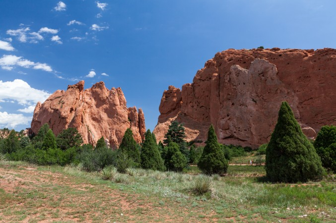 Explore the Red Rock Canyon Open Space