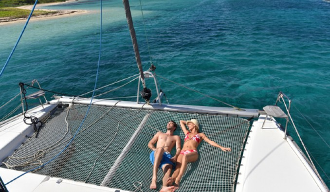 Sail Away to Isla Mujeres
