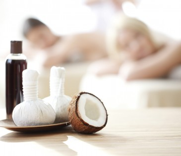 Revitalizing Coconut Massage