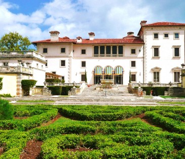 Visit Vizcaya for that 'Old Miami' Feel