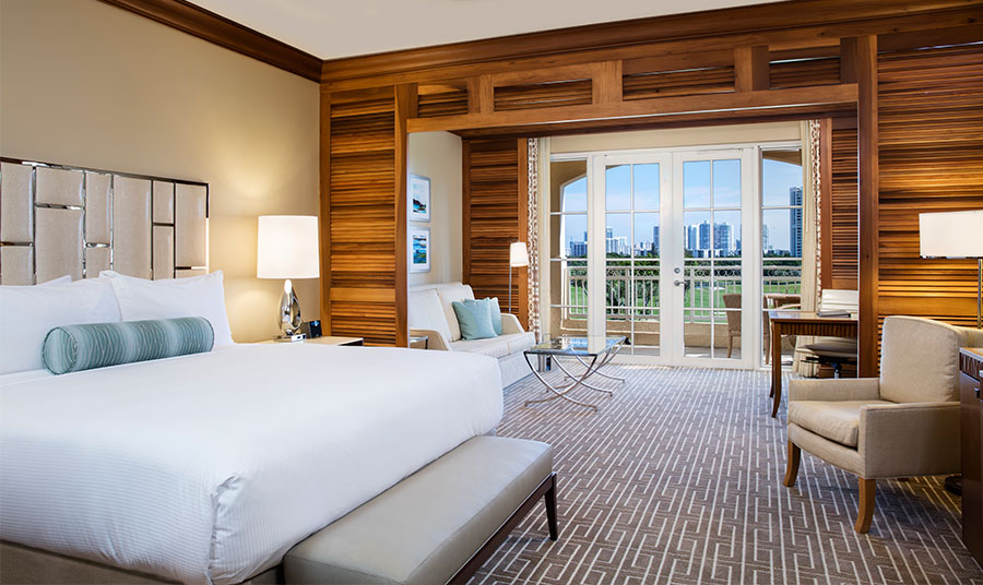 SUMMER PACKAGES AT TURNBERRY ISLE MIAMI