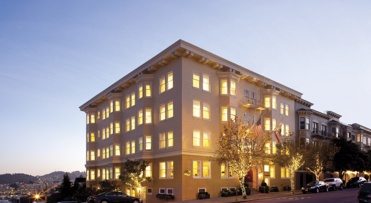 Hotel Drisco<br>Pacific Heights 2