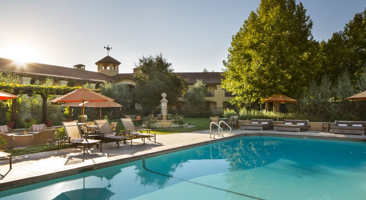 The Spa at Napa Valley Lodge